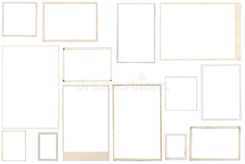 Strutture d'annata della foto immagini stock libere da diritti