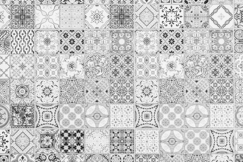 Strutture e superficie delle piastrelle di ceramica immagine stock