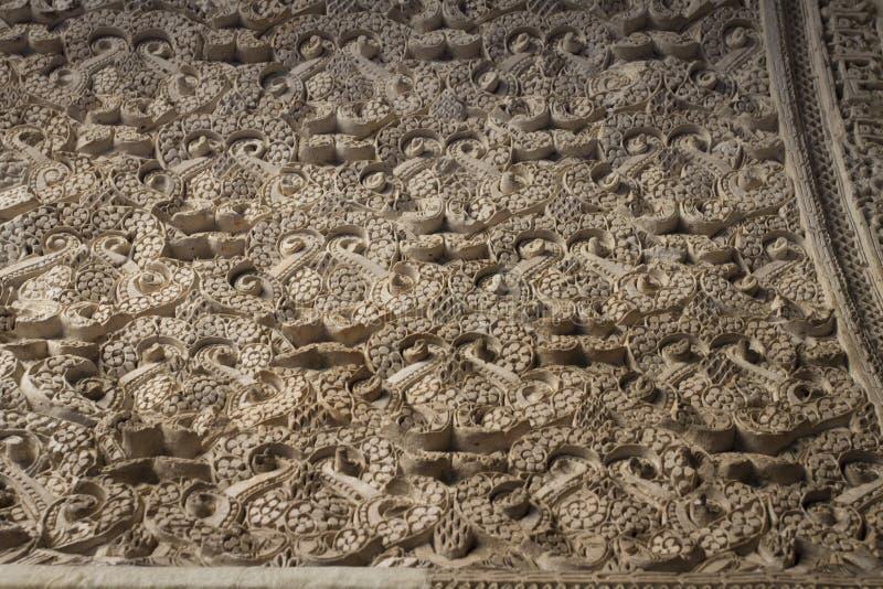 Strutture in monumenti di Sevilla fotografie stock