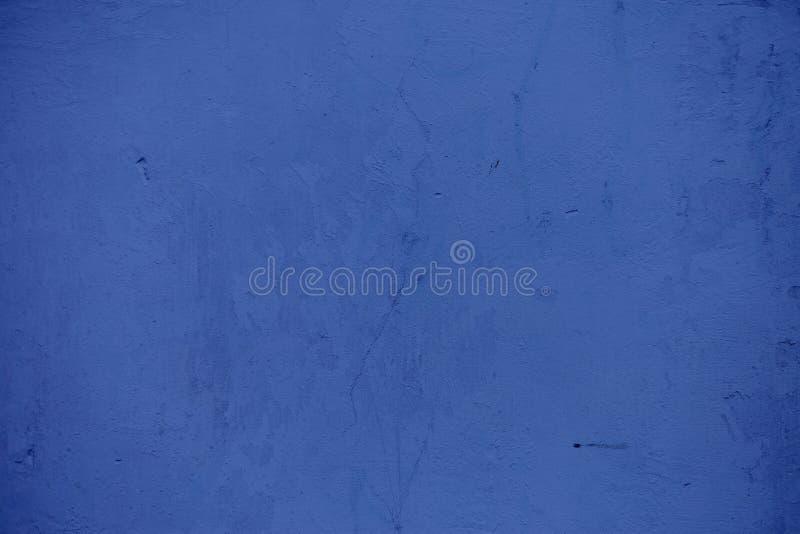 Strutture sulla parete blu, per fondo immagine stock