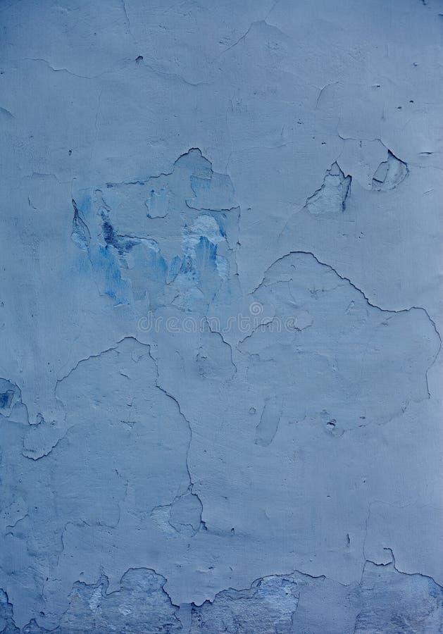 Strutture sulla parete blu, per fondo fotografia stock libera da diritti