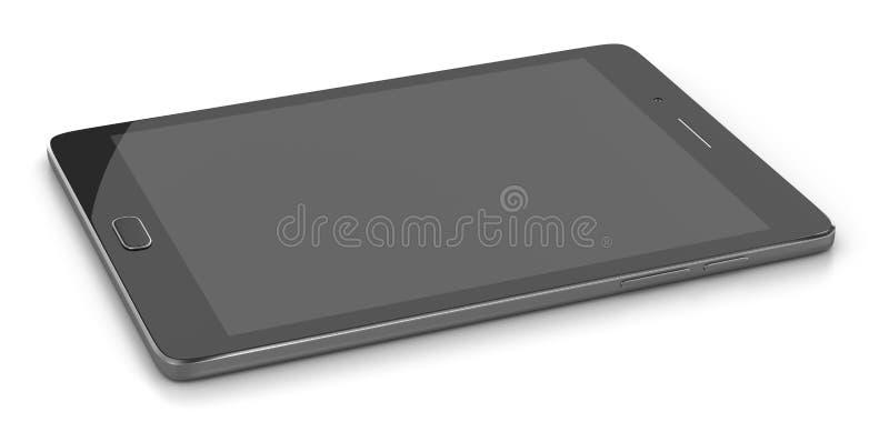 strzała mogą target758_0_ cieszą się jeżeli warstwy potrzeby komputer osobisty oddzielny tablet one ty ilustracji