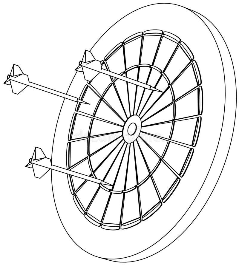 strzałki ilustracji