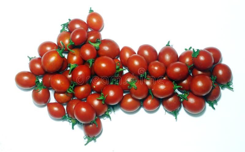 strzałkowaty pomidor obraz stock