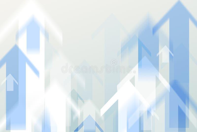 Strzałkowaty poruszający up w ruch plamy stylu obrazy stock