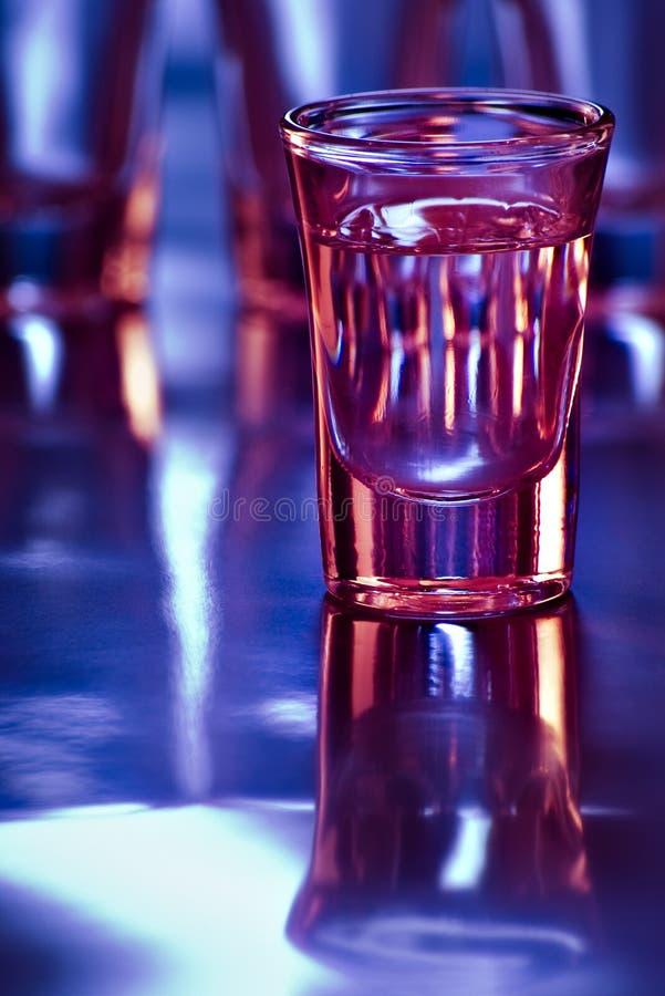 strzału tequila zdjęcie royalty free