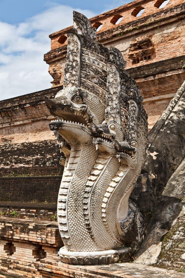 strzeżenia nagas schody stupa zdjęcie royalty free