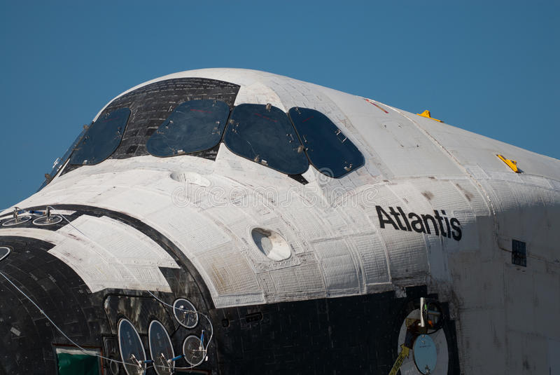 STS-135 images stock