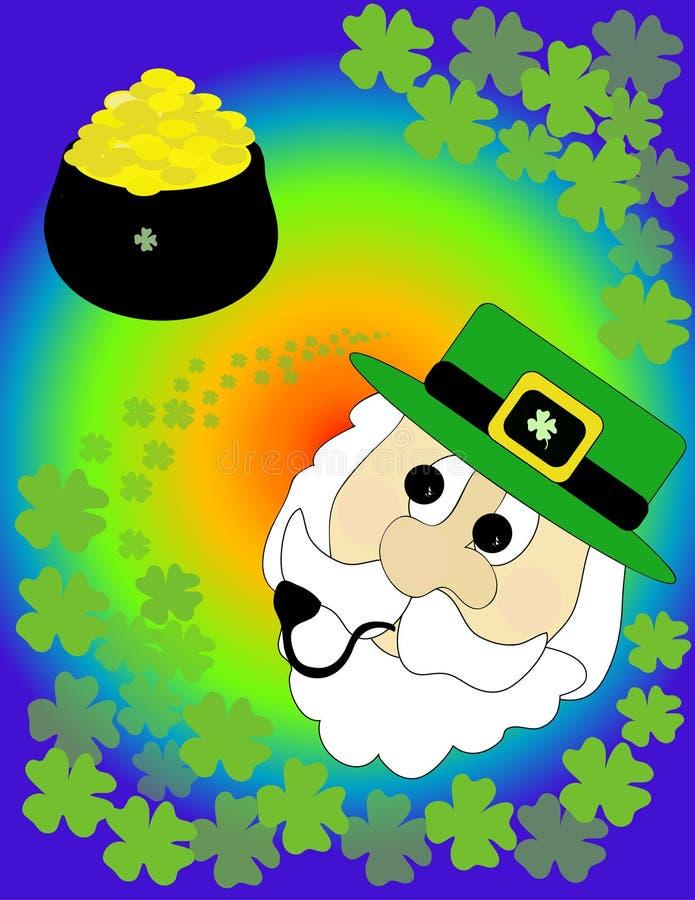 Sts Patrick dag royaltyfria foton