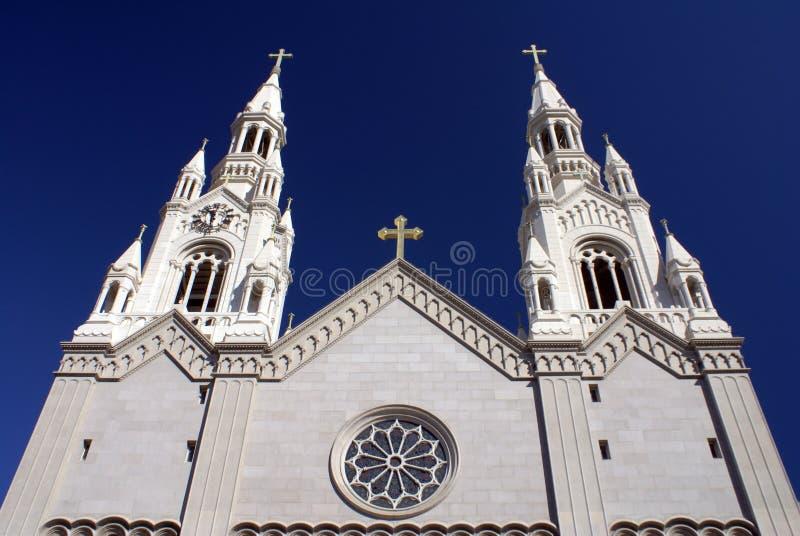 Sts. Peter et église de Paul images stock