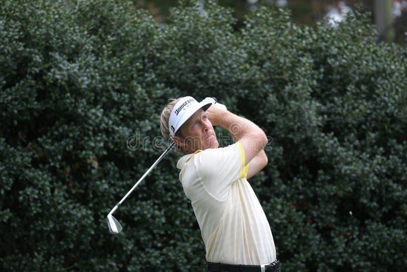 Stuart Appelby, campionato di giro, Atlanta, 2006 fotografia stock libera da diritti
