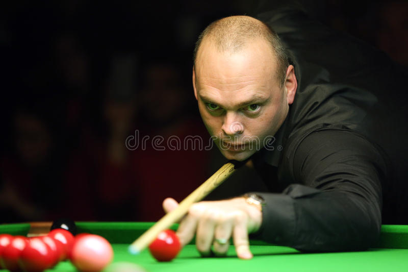 Stuart Bingham fotos de stock royalty free