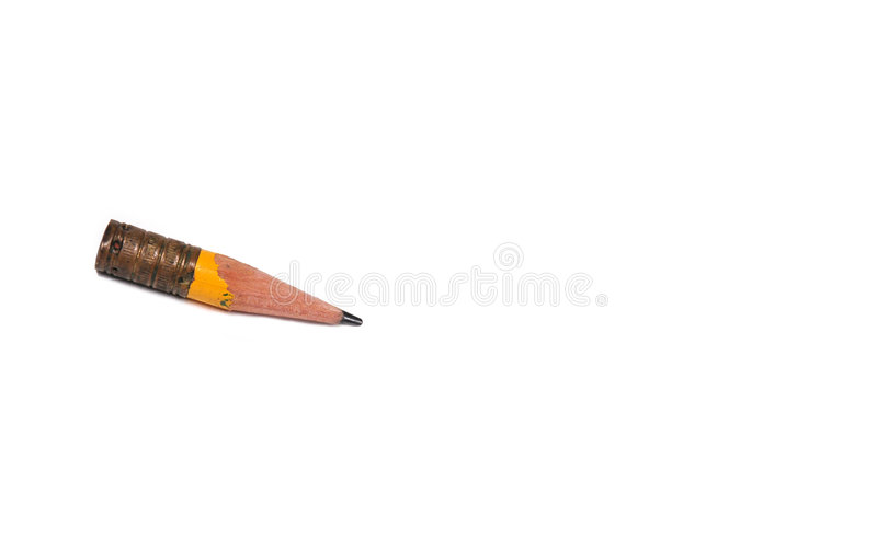 stub карандаша стоковое изображение rf