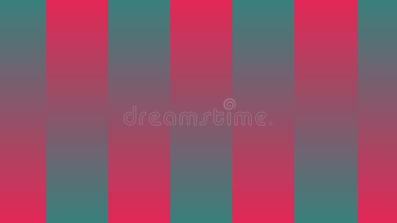 Stubarwni lampasy z gradientami, nowożytna abstrakcja dla interneta kreatywnie, 3d odpłacają się tło ilustracji