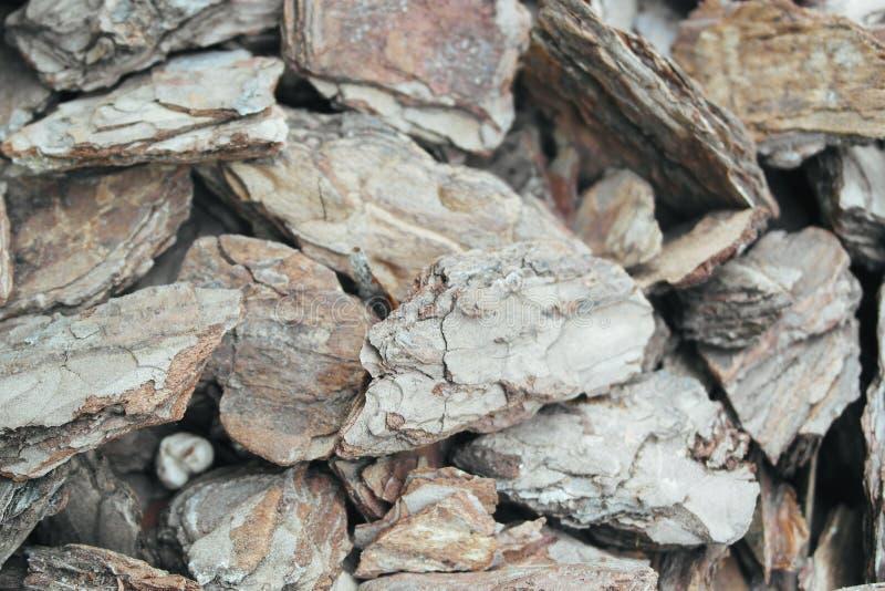 Stubarwni tekstura kamienie w górę zdjęcia stock