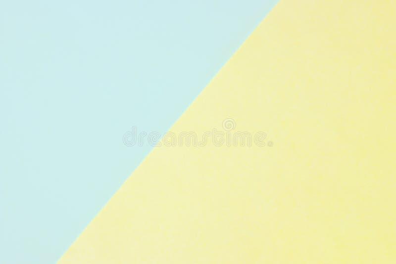 Stubarwny papier pastelowi kolory, tekstura, tło, geometryczna abstrakcja zdjęcia royalty free