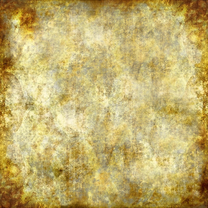 Stucco dorato royalty illustrazione gratis