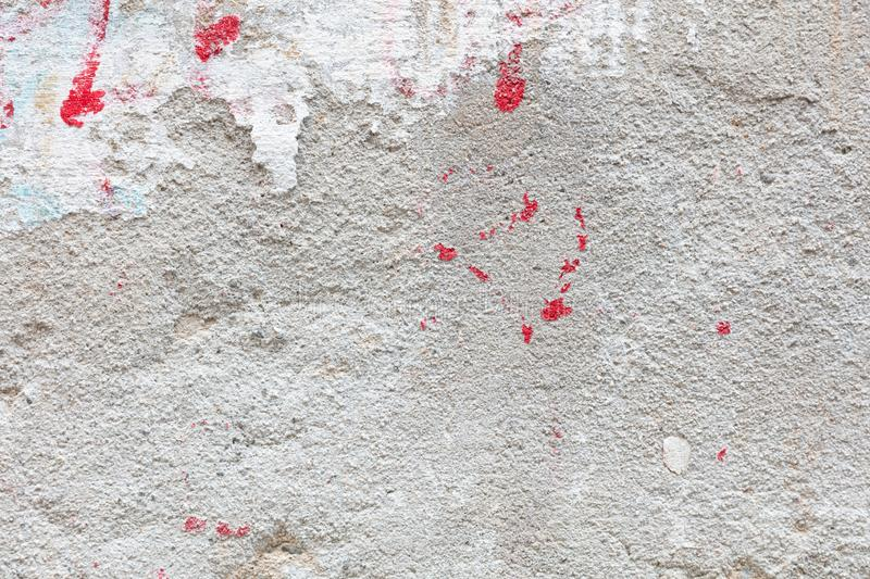 Stucco painted wall texture stock photography