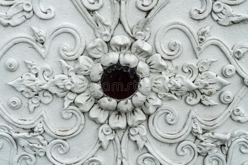 Stucco tailandese immagine stock