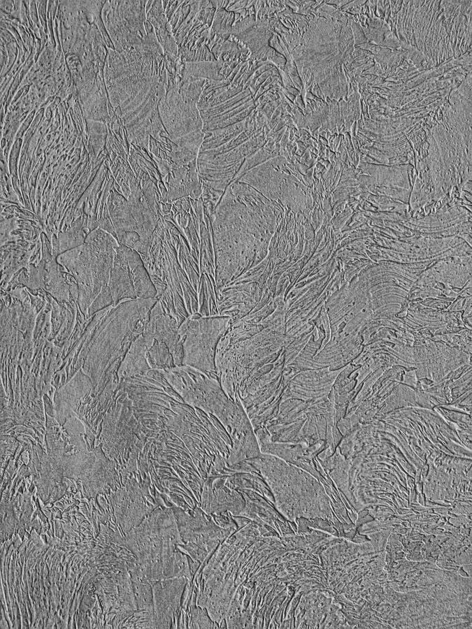 Stucco texture stock photo