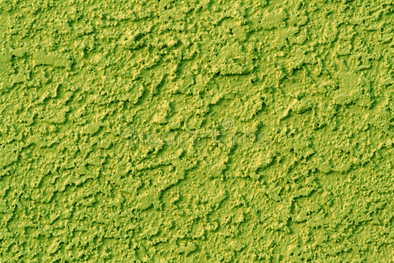 Stucco verde fotografia stock