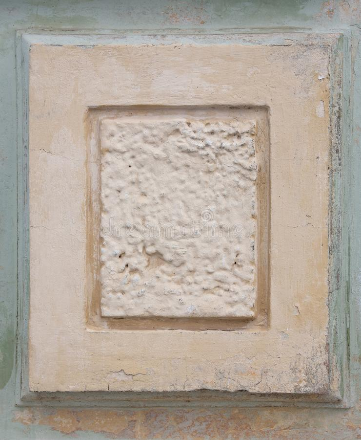 Stucco wall as background or texture royalty free stock images