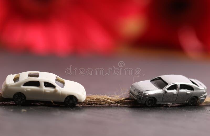 Stucked cars royalty free stock photos