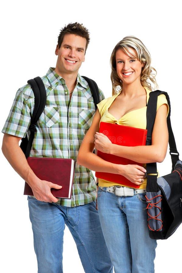 studenci zdjęcie stock