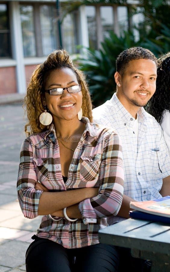 studentów zdjęcie stock