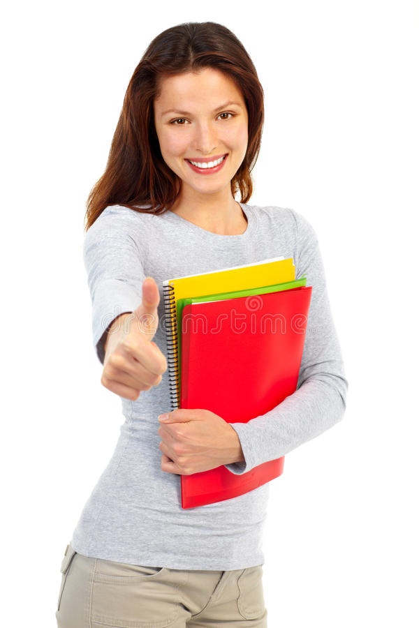 Student royalty free stock photos