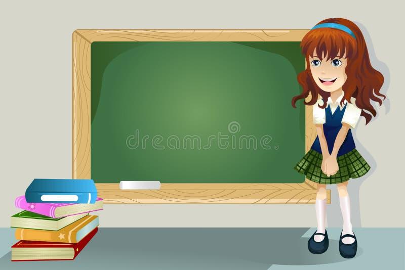 Student stock illustration