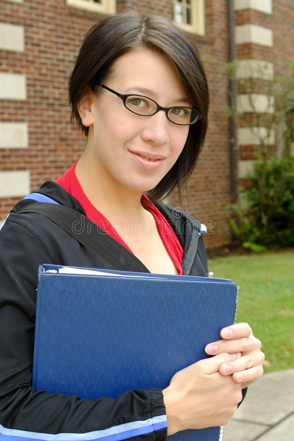 Student stockfoto
