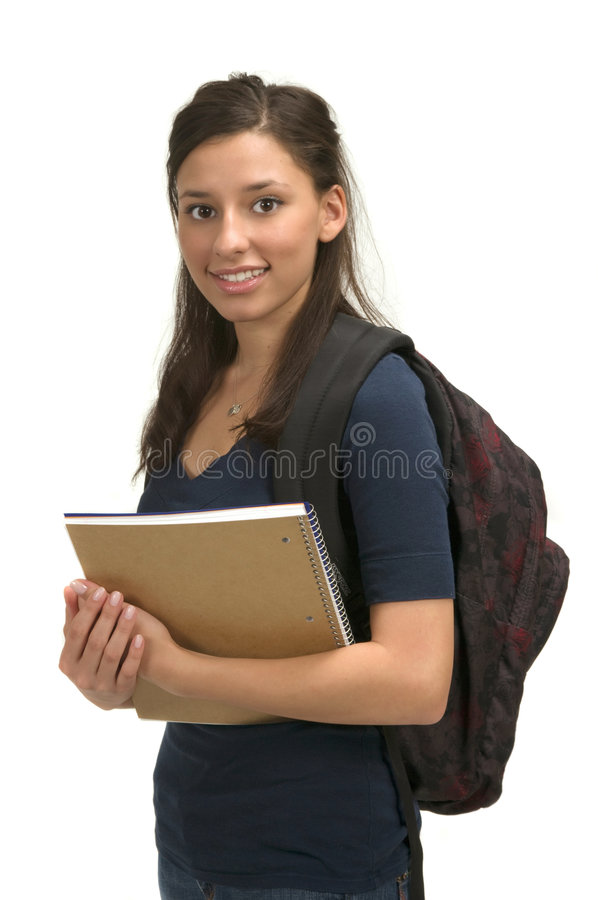 Student royalty-vrije stock foto