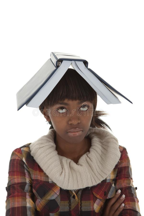 Student book head