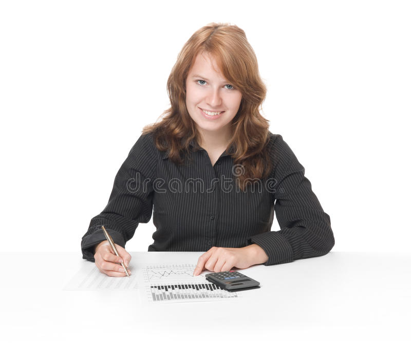Download Student of economy stock image. Image of finance, market - 16120075