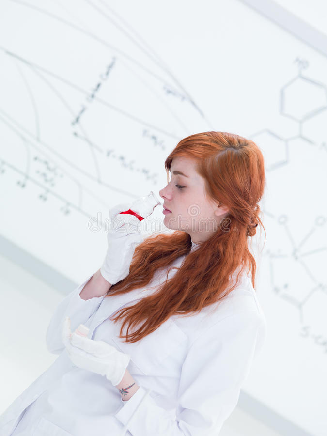 Download Student Experimental Studies Stock Photo - Image of pharmacology, holds: 31258136