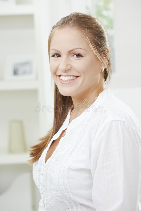 Download Student girl stock image. Image of female, european, cheerful - 10629105