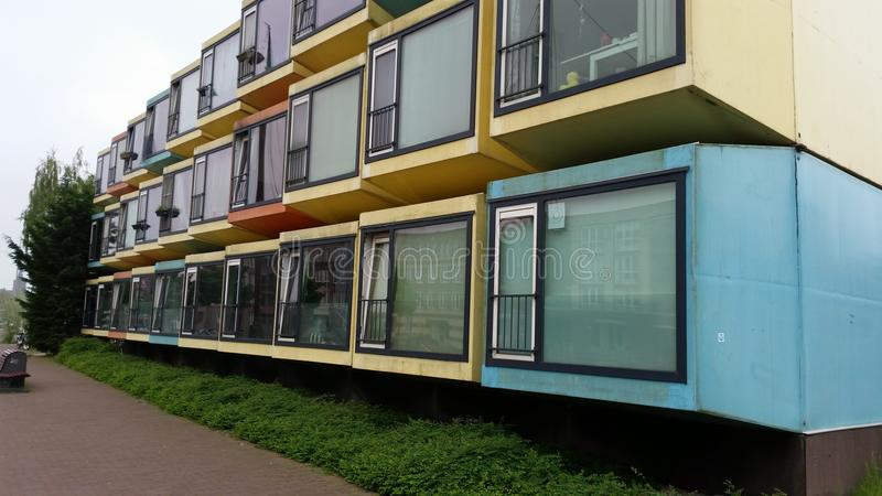 Student housing. Appartement special for students stock image