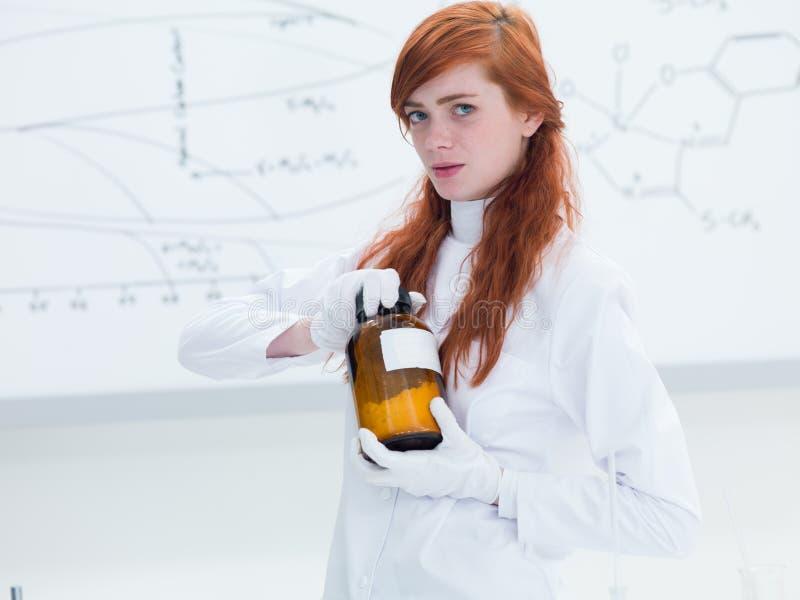 Download Student Laboratory Analysis Stock Image - Image: 31258107