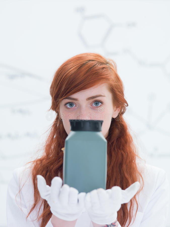 Download Student Laboratory Experiment Stock Image - Image: 31258133