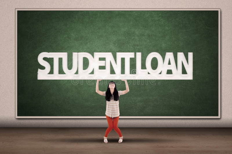 Download Student Loans Concept stock photo. Image of degree, graduate - 32119492