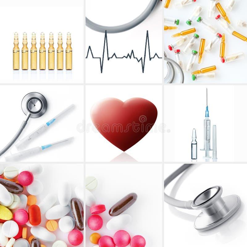 Student medycyny mieszanka fotografia stock