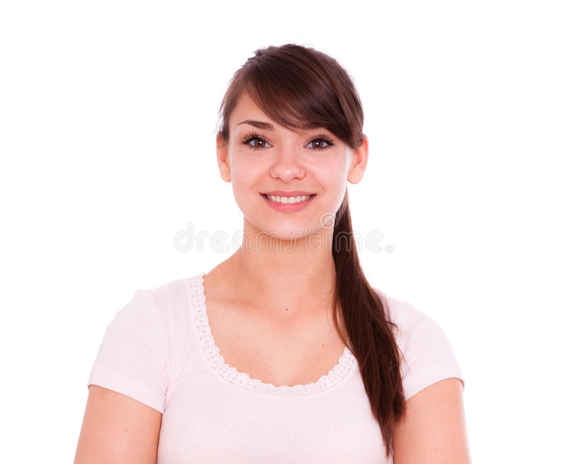 Download Student portrait stock photo. Image of positive, learn - 13842456