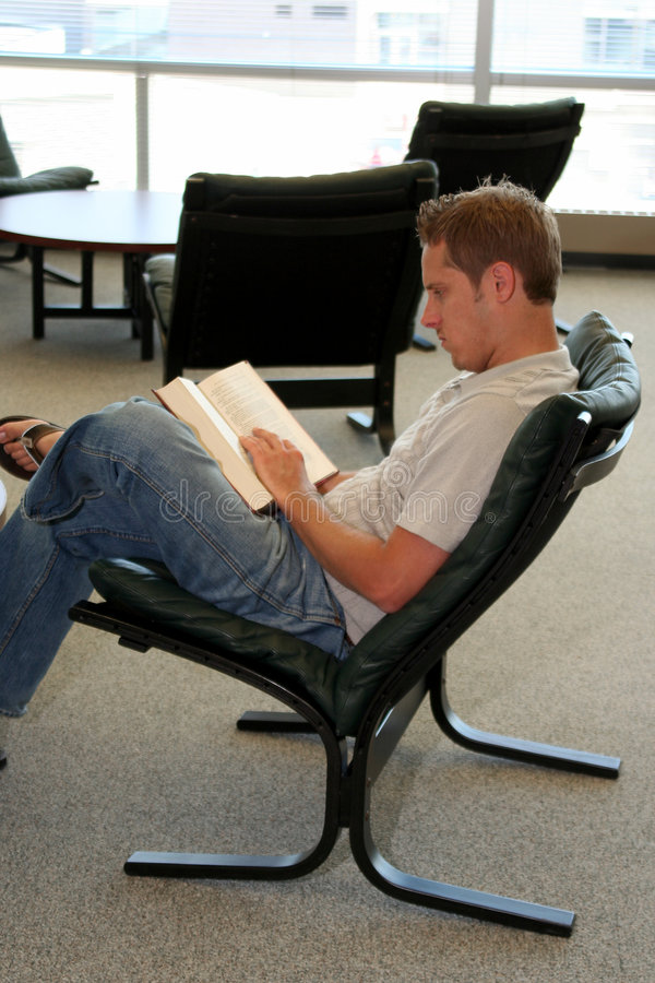 Download Student Reading Stock Photography - Image: 1705742