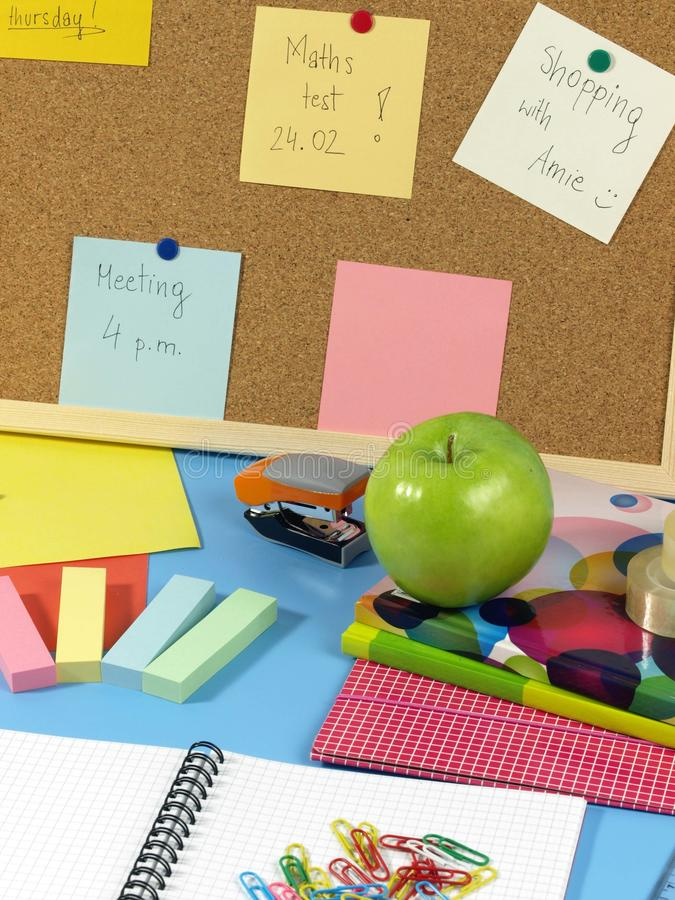 Download Student's Desk Royalty Free Stock Photo - Image: 25868065