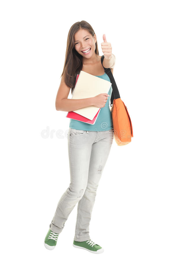 Student standing success