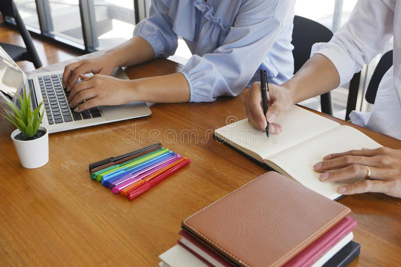 Student tutoring teaching learning education concept royalty free stock images