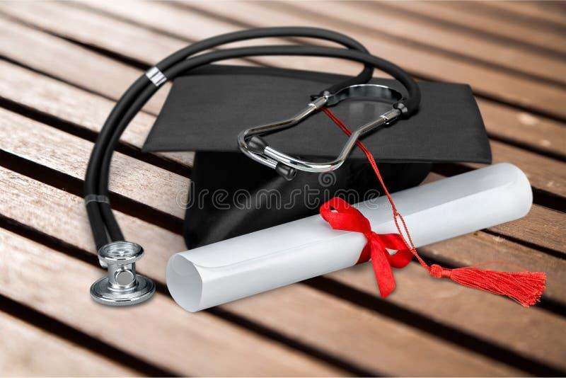 Studenta Medycyny skalowanie zdjęcia royalty free