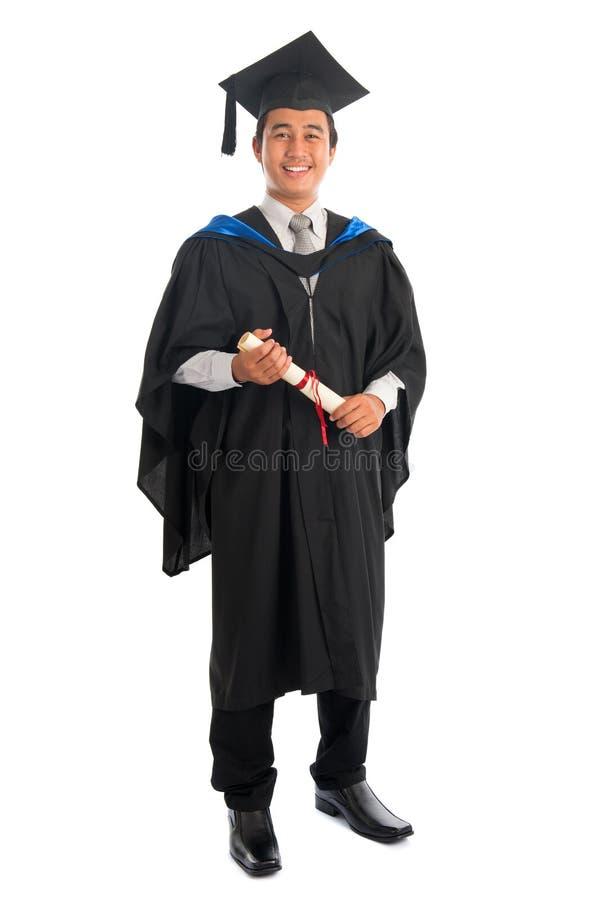 Studenta uniwersytetu skalowanie fotografia royalty free