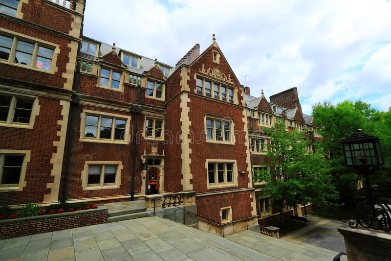 Studente Residence Hall fotografie stock